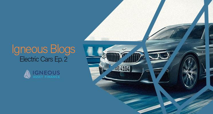 BMW 530e – Plug-in Hybrid